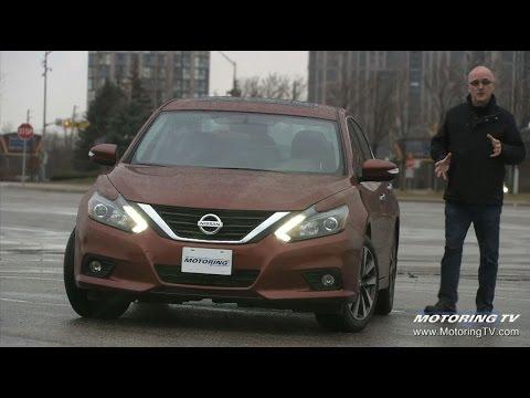 Test Drive:2016 Nissan Altima