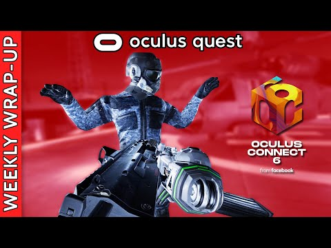 Espire 1 VR Oculus Quest Is Almost Here! + OC6 Is Next Week