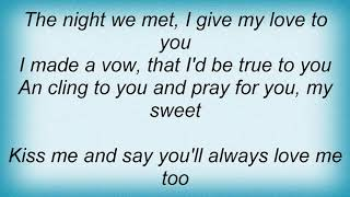Tampa Red - I Give My Love To You Lyrics
