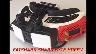 FatShark Shark Byte Retail version of the Byte Frost