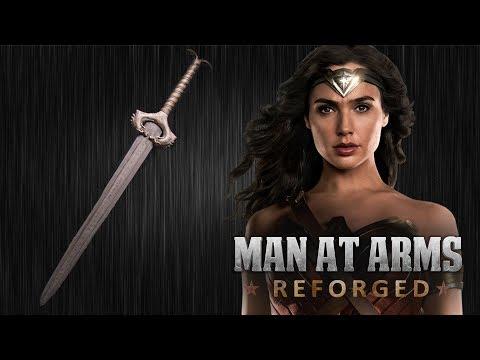 Wonder Woman - God Killer Sword