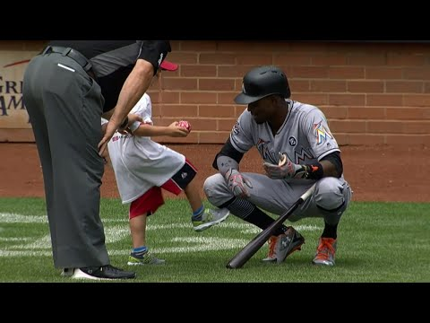 Mom of 5-Year-Old Boy Who Kicked Baseball Player Says It Was All A Joke