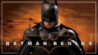 BATMAN INICIA: El Poder del Miedo - REVIEW