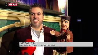 Bordeaux le spectacle de Guignol au théâtre www cnews fr
