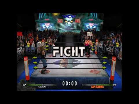 WWF No Mercy HCTP Mod (Roster Preview) - смотреть онлайн на