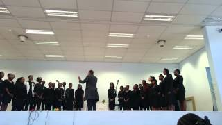 The Mighty Wits Sdasm Choir- Great Is He