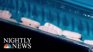 New Study Offers Hope For Alternative Cholesterol-Lowering Drug | NBC Nightly News
