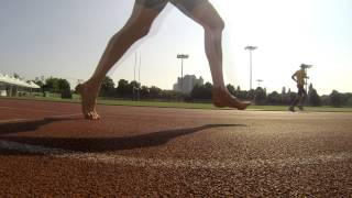 preview picture of video 'Analyse foulée pieds nus : Animation Barefoot Issy les Moulineaux'