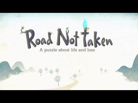 Official Road Not Taken Teaser Trailer thumbnail