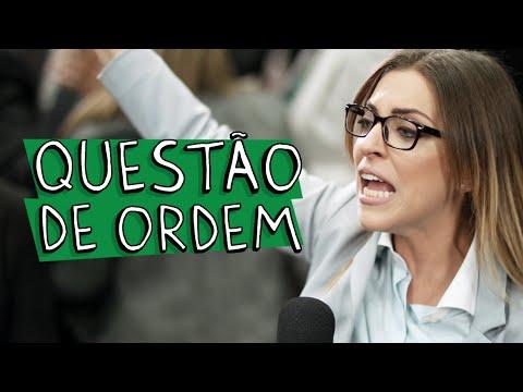 QUESTÃO DE ORDEM
