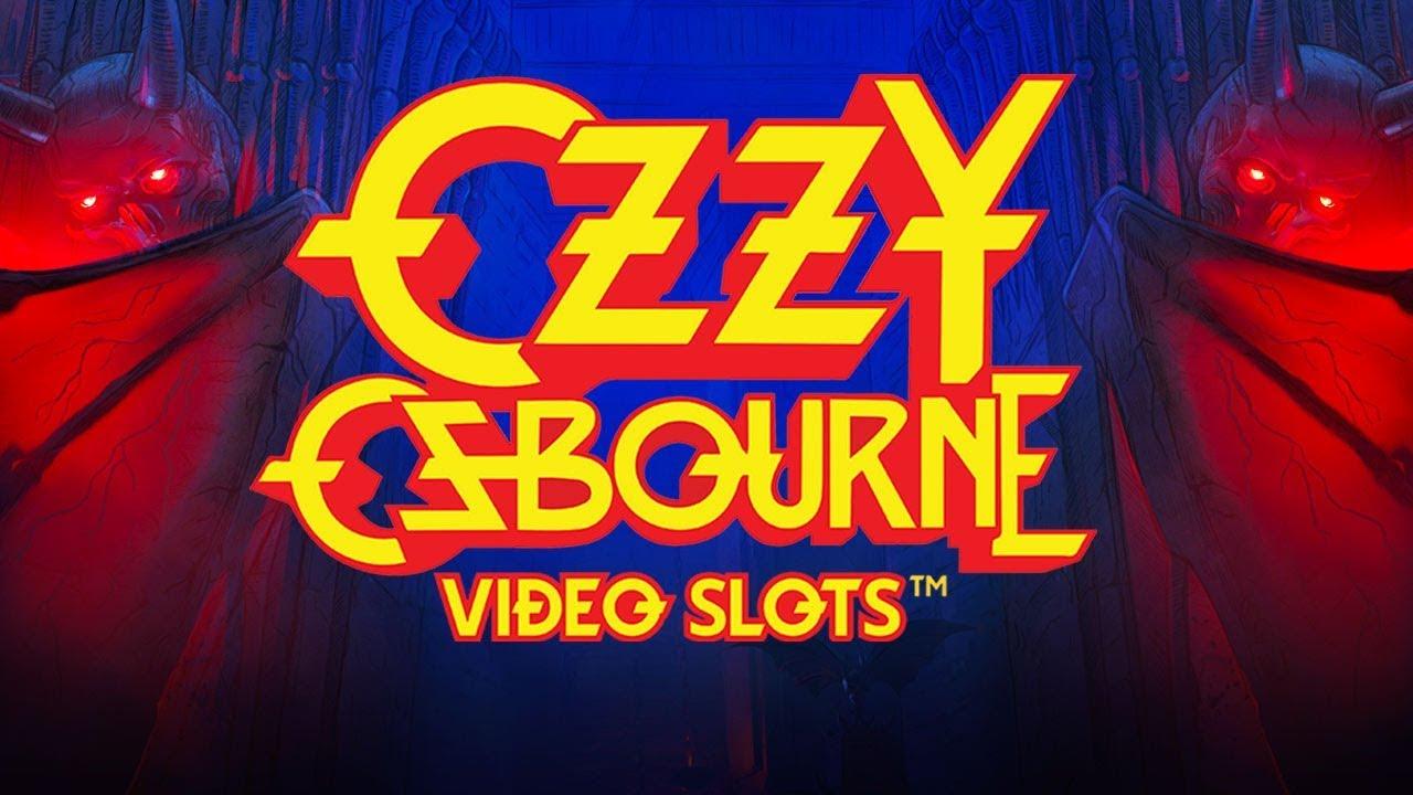 Ozzy Osbourne från NetEnt