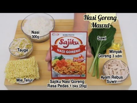 Video Dapur Umami - Nasi Goreng Mawut