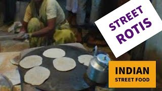 Roti making women , Haridwar