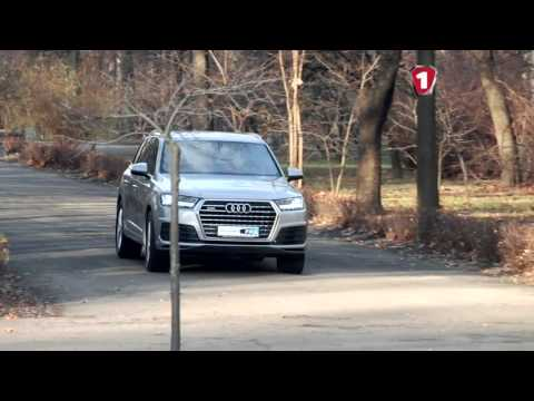 Audi  Q7 Паркетник класса J - тест-драйв 4