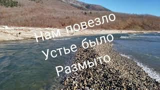 Рыбалка приморского края - река илистая