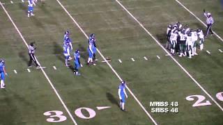 Muskogee vs Stillwater football