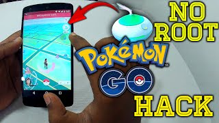 [No Root] New Pokémon Go Hacks/Mods Play without walking 2016