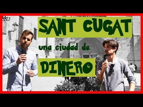 SANT CUGAT - una ciudad de DINERO🤑 y la RIVALIDAD con RUBÍ [DESCUBRE de dónde sacan la pasta]