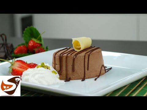 Bavarese al cioccolato: dolci per San Valentino  (Bavarian Chocolate haus)