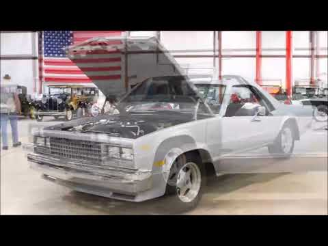 Video of '85 El Camino - M6EY