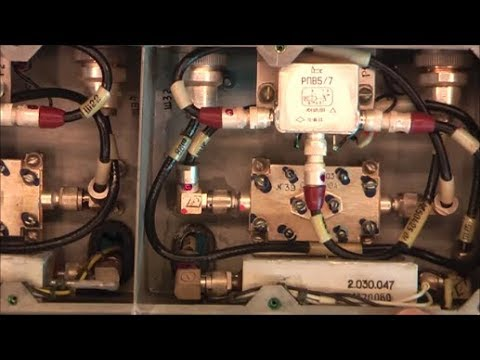 Soviet military electronics teardown: E-520.2 antenna switcher