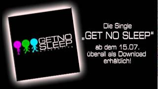 Get No Sleep Collective -- Get No Sleep (FiveStarDeejays Remix) (Snippet)