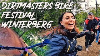 Dirtmasters Bike Festival Winterberg L Party Ride L Mountainbike L Miss Peaches Vlog #81