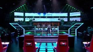 """Luís Sequeira - """"Where The Streets Have No Name"""" U2 - Tira-Teimas - The Voice Portugal - S2"""
