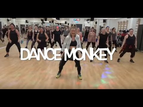 DANCE MONKEY by Tones and I - Zumba choreo