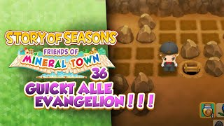 GUCKT ALLE EVANGELION!!!! ???? 36 • Let's Play Story of Seasons: Friends of Mineral Town