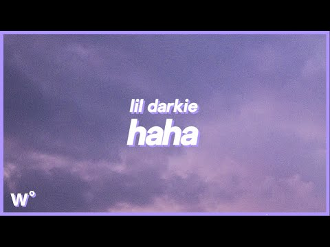 Lil Darkie - HAHA (Lyrics) ''Look at me i put a face on wow, look at me, ha ha ha ha haaa''