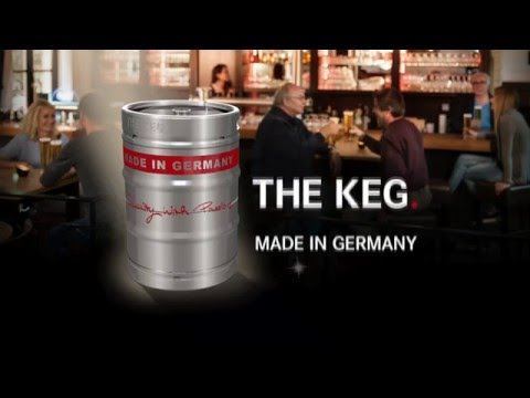 Manufacturing Process Keg sold by BLEFA Kegs Inc.