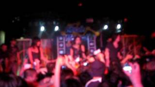 Eyes Set To Kill-Deadly Weapons (Live at Chain Reaction 6/19/09) Ft Craig Mabbit