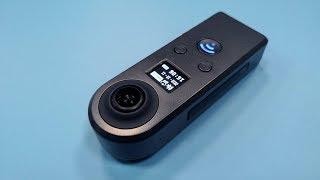 360° x 360° panorama VR Camera