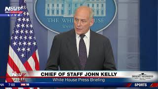 "EMOTIONAL: John Kelly: ""Stunned By Florida Congresswoman"