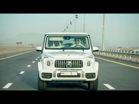 His Highness Sheikh Mohammed bin Rashid Al Maktoum - Mohammed bin Rashid inaugurates new national road networks and strategic development projects linking the countrys various regions