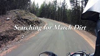 CRF250L Search For March Dirt