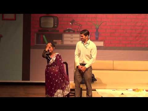 dil leke dhekho (play) haryanvi character