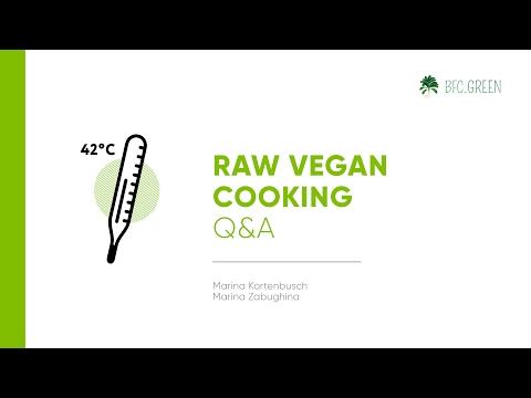 , title : 'BFC Green Talks - Raw Vegan Cooking — Q&A (by Marina Kortenbusch and Marina Zabughina)