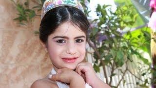 عيد ميلاد جنى محمد جنداوي السادس