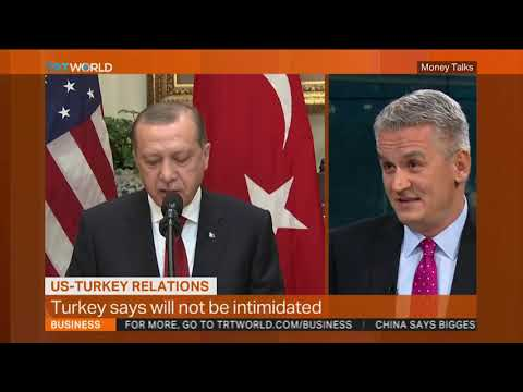 Money Talks: Hakan Akbas comments on US-Turkey economic relationship
