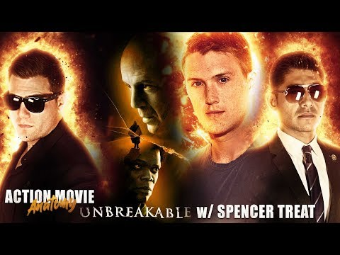 Unbreakable w/ Spencer Treat Clark (2000) Review | Action Movie Anatomy