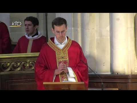 Messe du 29 juin 2020 à St-Germain-l'Auxerrois