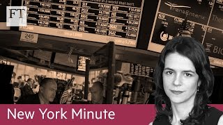 DOW JONES INDUSTRIAL AVERAGE - Dow and Fed Minutes