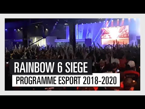 Programme eSport 2018-2020 [OFFICIEL] VOSTFR HD de Tom Clancy's Rainbow Six : Siege