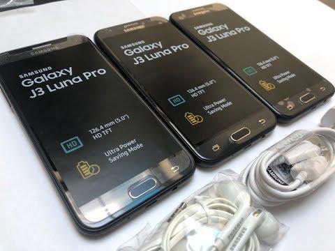 Combination Firmware Galaxy J3 Luna Pro SM-S327VL - смотреть онлайн