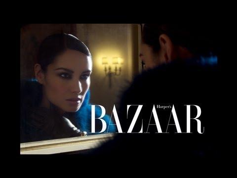 Photographed by Benjamin Kanarek for Harper's BazaarPhotographed by Benjamin Kanarek for Harper's Bazaar