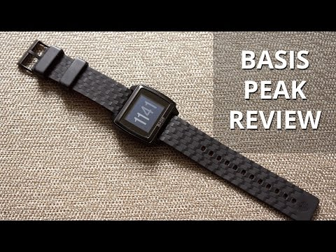 Basis Peak Review