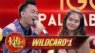 SYAHDU BGT! Impian Igo Untuk duet Bareng Salsa Tercapai - Gerbang Wildcard 1 (3/8)