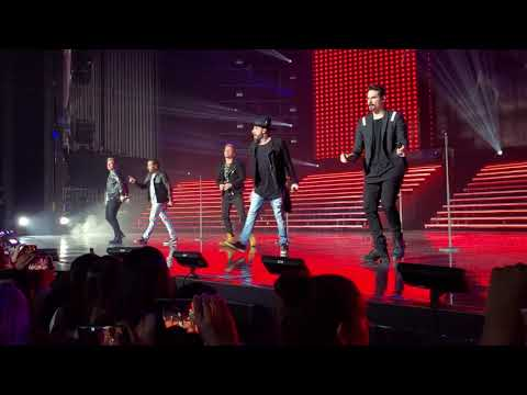 Backstreet Boys 4k Don't go breaking my heart April 19/2019 Vegas